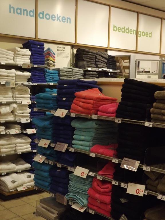 Hema in Winkelcentrum de Driehoek in Oldenzaal